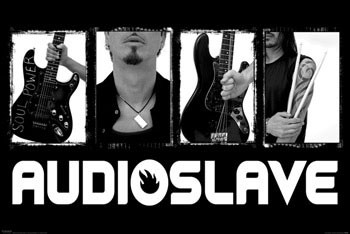 Poster Audioslave - exile