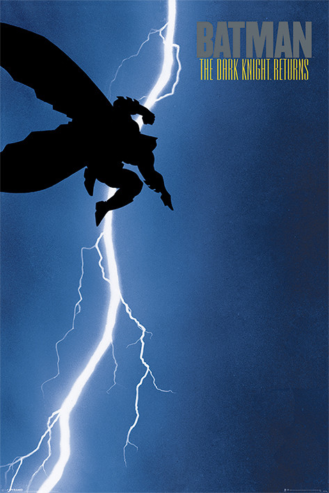 Poster Batman - The Dark Knight Returns