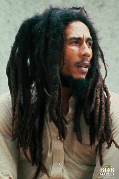 Poster Bob Marley - Pin Up