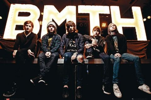 Poster Bring me the horizon