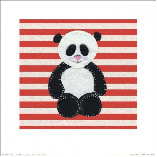 Poster Catherine Colebrook - Panda