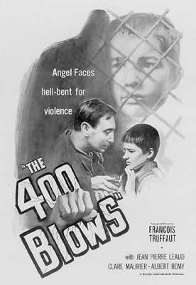 Poster De 400 slagen