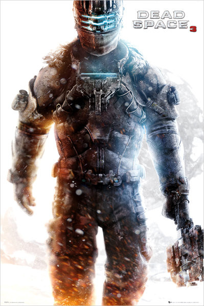 Dead space 3 - cover  Poster