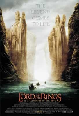 Poster Der Herr der Ringe