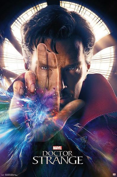 Poster Doctor Strange - Benedict Cumberbatch