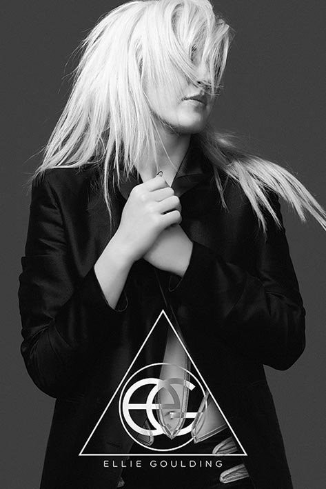 Poster Elli Goulding - halcyon