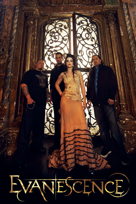 Poster Evanescence