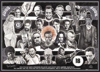 Poster FILM GODS