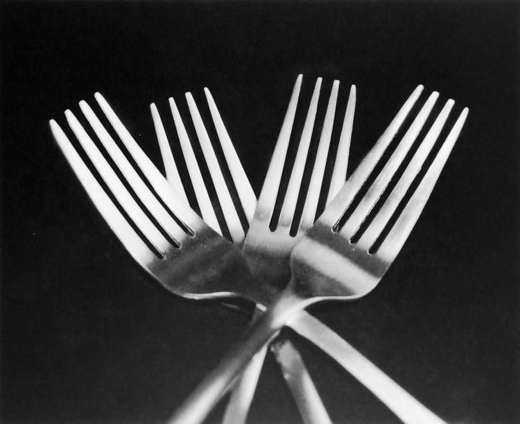 Forks Kunstdruck
