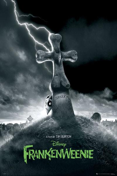 Poster FRANKENWEENIE - teaser