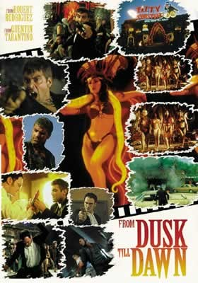 Poster From Dusk Till Dawn - Collage 1 (woman)
