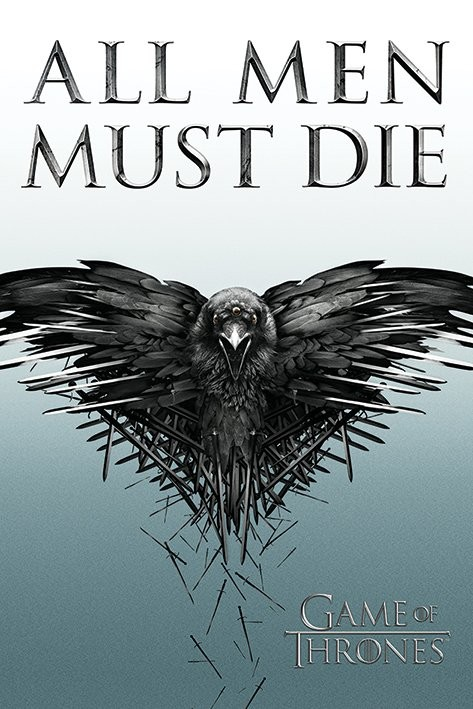 Poster Game of Thrones - All Men Must Die