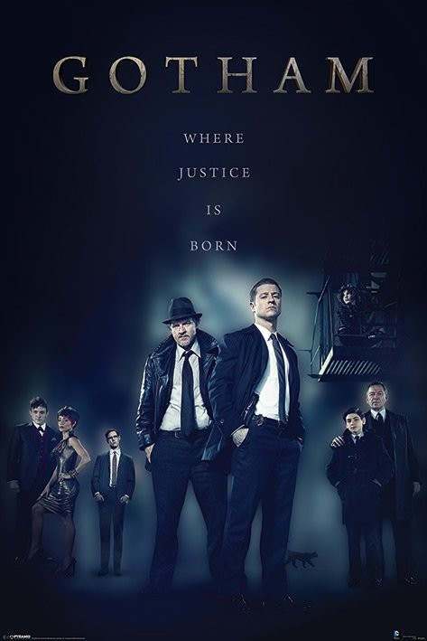Poster Gotham - Justice