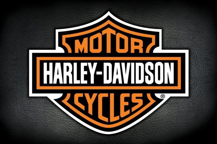 Poster Harley Davidson - logo