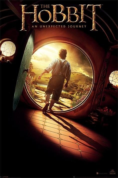 Poster Hobbit: En oväntad resa