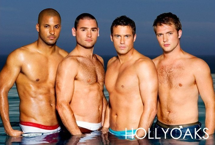 Poster Hollyoaks - pool