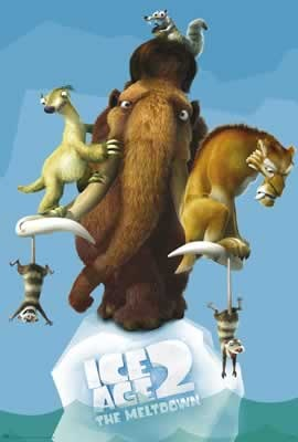 Poster ICE AGE 2 - group