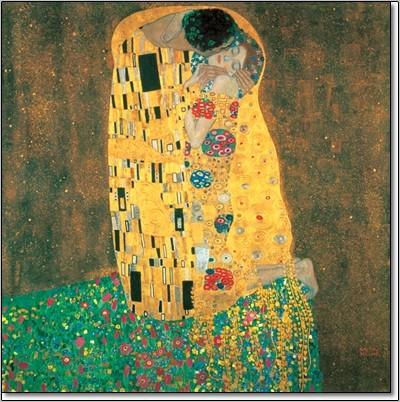 Il Bacio  Kunstdruck