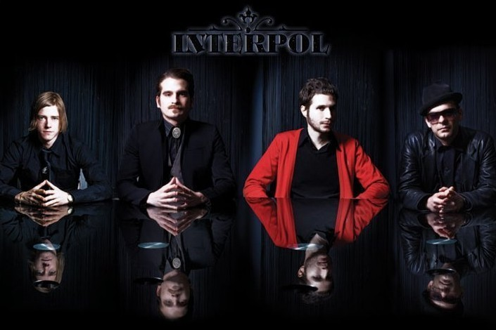 Poster Interpol - reflection