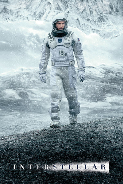 Poster Interstellar - One Sheet