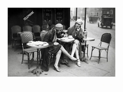Jeunes Femmes 1925 Kunstdruck