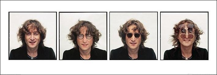 John Lennon – quartet Poster