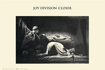 Poster Joy Division - closer