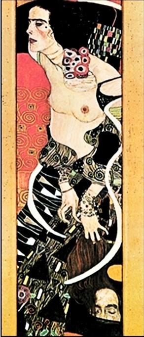 Judith II Salomé Kunstdruck