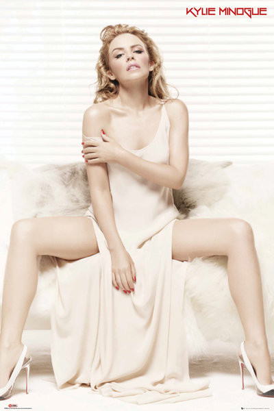 Kylie Minogue - Dress Poster