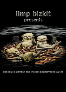 Poster Limp Bizkip - chocolate star..
