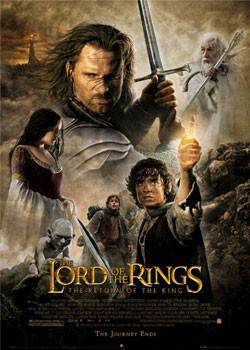 Poster Lord of the Rings -one sheet