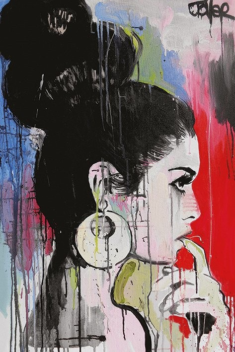 Poster Loui Jover - Planets