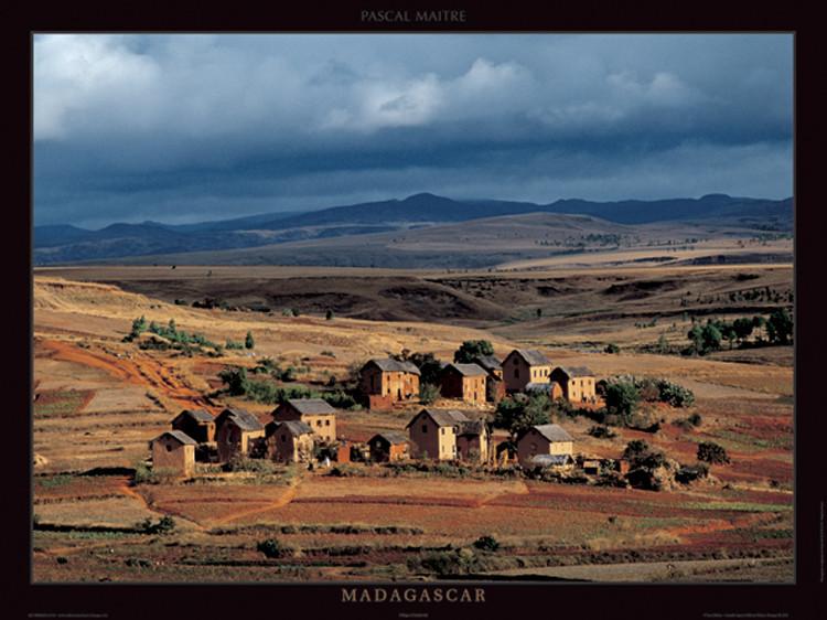 Madagascar Kunstdruck