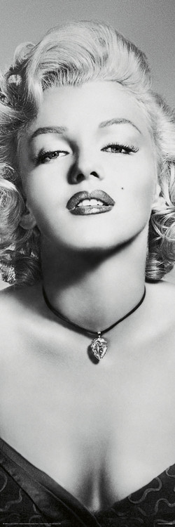 Poster Marilyn Monroe - diamond