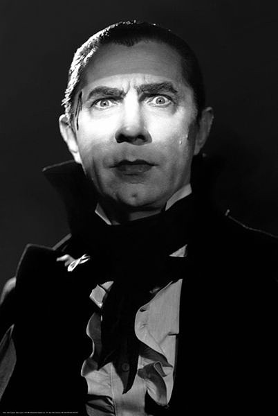 Poster MARK OF THE VAMPIRE - bela lugosi