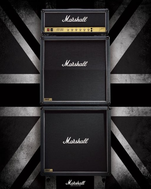 Poster Marshall - stack