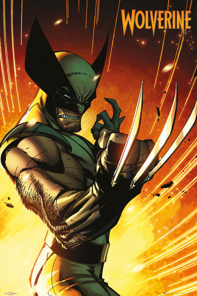 Poster MARVEL EXTREME - wolverine