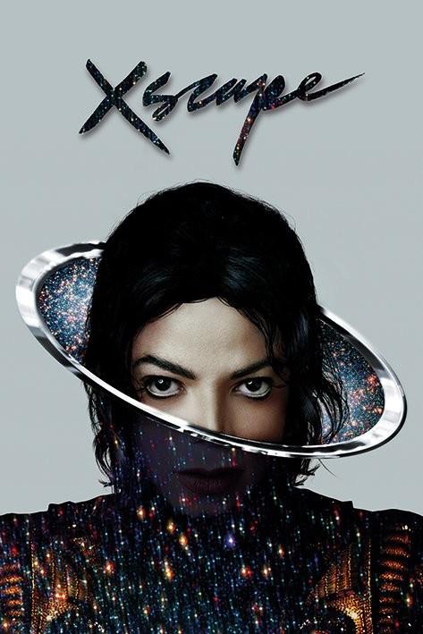Poster Michael Jackson -  Xscape