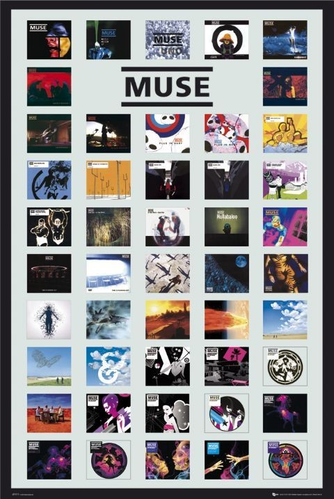 Poster Muse - covers