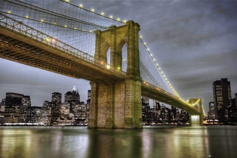 Poster New York - bridge 2