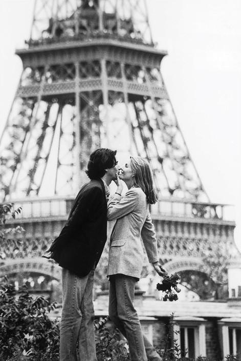 Tour Eiffel Restaurant Paris France
