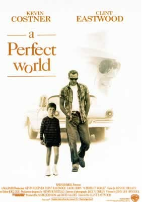Poster PERFECT WORLD - Kevin Costner