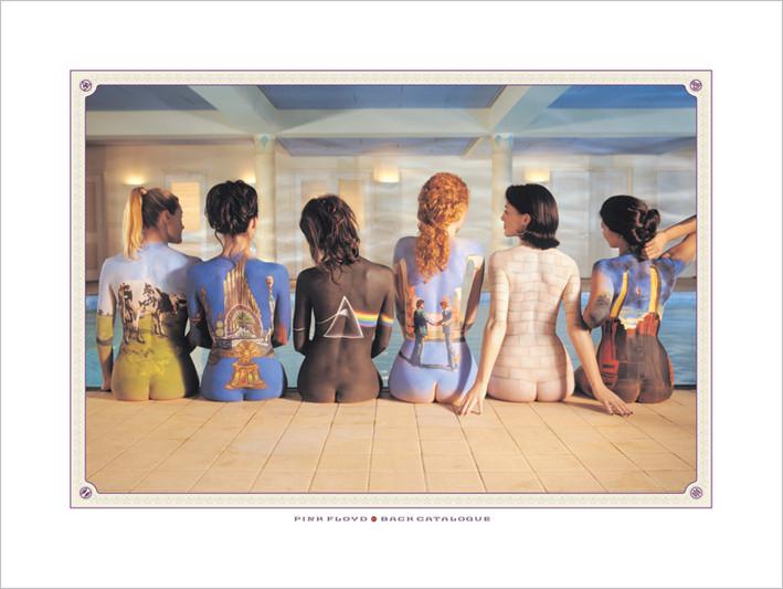 Pink Floyd  Kunstdruck