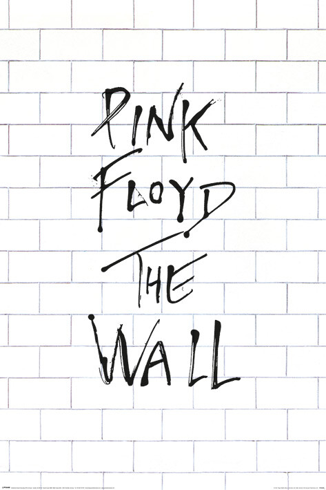 Póster Pink Floyd - The Wall