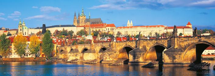 Poster Prague – Hradcany / day