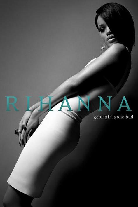 Poster Rihanna - good Girl gone bad