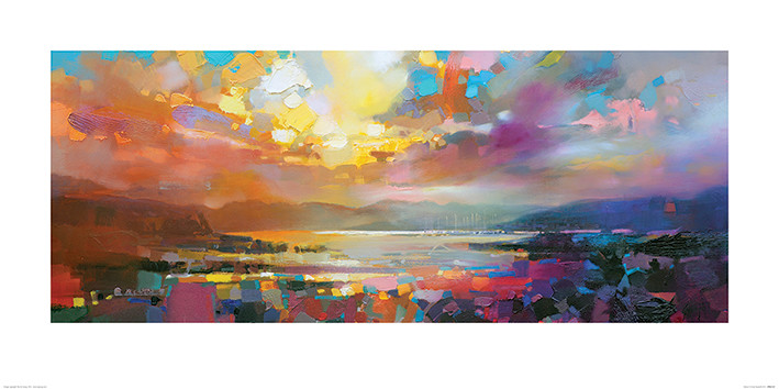 Scott Naismith - Marina Kunstdruck