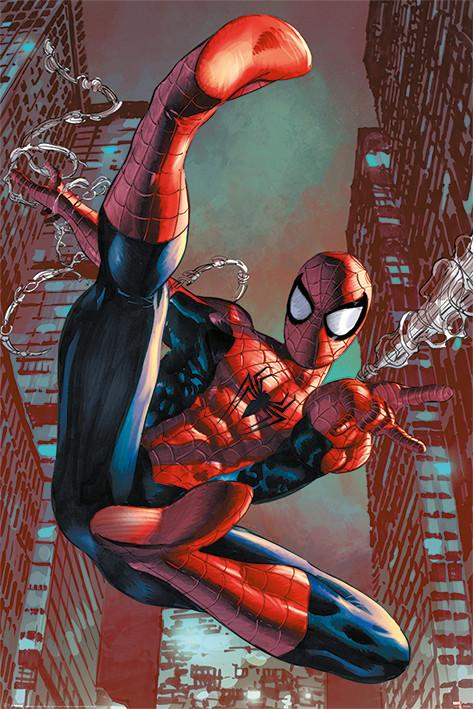 Poster  Spider-Man - Web Sling