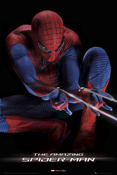 Poster SPIDERMAN AMAZING - teaser