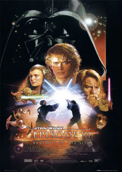 Poster STAR WARS - one sheet